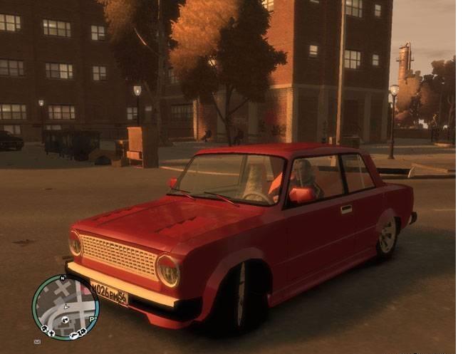 Russian Cars Pack (русские машины) для GTA 4. GTA 4 - моды для ГТА 4: ма